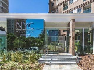 Foto do Apartamento-Excelente localização - Apartamento à Venda no Edifício NYC PALHANO - Rua Caracas - Alto da Gleba Palhano - Andar alto - 69m² - 3 Dormitórios