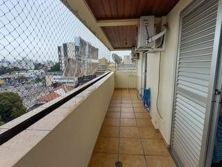 Foto do Apartamento-Apartamento à Venda - Edifício Dunas Douradas - 3 Quartos sendo 1 suíte - Sacada - 1 Vaga de Garagem - Lavabo - Armários