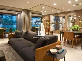 Foto do Apartamento-Apartamento com 3 dormitórios em Moema