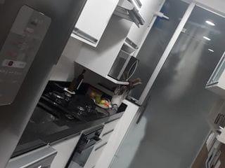 Foto do Apartamento-Apartamento à venda, Gleba Palhano, ed Max Living, ar condicionado