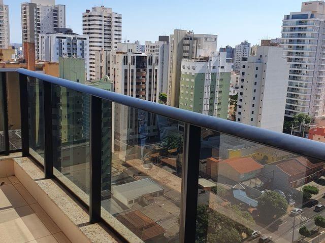 Foto do Apartamento-Apartamento para venda   , Centro,Edifício Prime Paranaguá com 1 dormitorio,1 banheiro,sala e 2 garagem Londrina, PR