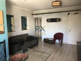 Foto do Apartamento-Apartamento padrão com 3 dormitórios sendo 1 suite e 1 vaga