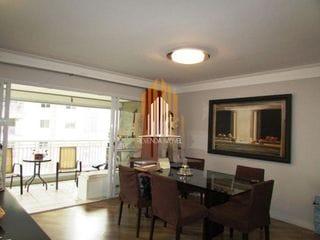 Foto do Apartamento-Apartamento para venda de 132,00m², 3 dormitórios na  Barra Funda
