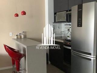 Foto do Apartamento-Apartamento para venda de 50m², 1 dormitório na Barra Funda