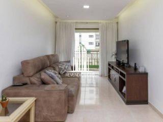 Foto do Apartamento-Apartamento para venda de 91m²,3 dormitórios sendo 1 suite na Lapa.