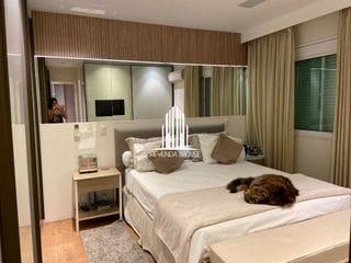 Foto do Apartamento-Apartamento na Saúde com 3 dormitórios,4 vagas de garagem e churrasqueira gourmet.
