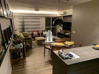Foto do Apartamento-Apartamento localizado na Zona Sul tendo 2Dorms(1 Suíte)