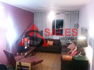 Foto do Apartamento-Apartamento com 2 dormitórios à venda, 100 m² por R$ 800.000,00 Localizado na Rua Francisco Cruz Cond. Daniela - Vila Mariana - São Paulo/SP