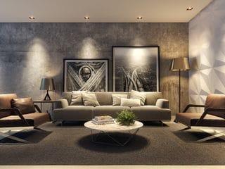 Foto do Apartamento-Compacto, moderno, funcional e com muito estilo para você que não abre mão do conforto, da estética elegante e é claro, da tecnologia. Entrega para Dez/21.