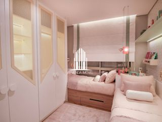 Foto do Apartamento-Apartamento de 92m² com 2 Dorms(1 Suíte) e 2 Vagas Garagem