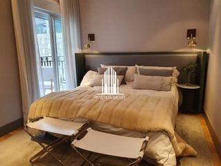Foto do Apartamento-Apartamento de 145m²  com 3 Dorms(sendo Suítes) e 3 Vagas