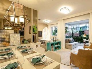 Foto do Apartamento-Apartamento com 2 dormitórios na Vila Mariana