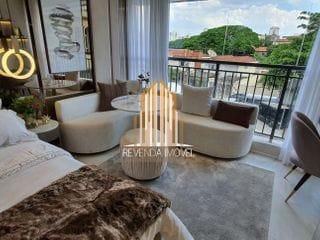 Foto do Apartamento-Venda de apartamentos studios na Vila Mariana de 1 dormitório 1 banheiro 1 suíte