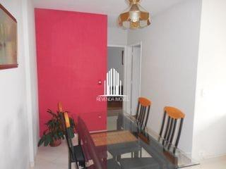 Foto do Apartamento-Apartamento à venda com 2 dormitórios e 2 vagas na Chácara Santo Antônio