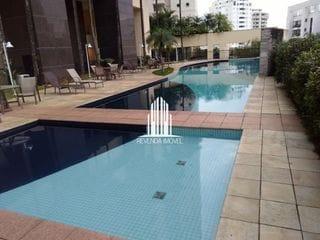 Foto do Apartamento-Apartamento para venda ou locação com 4 dormitórios e 4 vagas na Vila Suzana