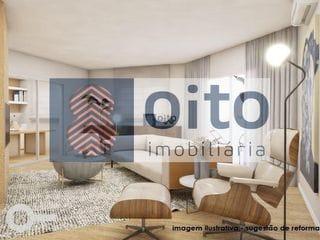 Foto do Apartamento-Apartamento à venda, Campo Belo, São Paulo.