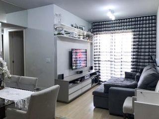 Foto do Apartamento-Apartamento à venda no Edifício Mirante do Lago,  de 3 quartos sendo 1 suíte e 1 vaga de garagem, completo de armários embutidos e ar condicionado.