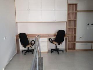 Foto do Apartamento Duplex-Apartamento duplex à venda no Residence Villa Bella, Nossa Senhora de Lourdes, Londrina, PR - 2 quartos sendo uma suíte
