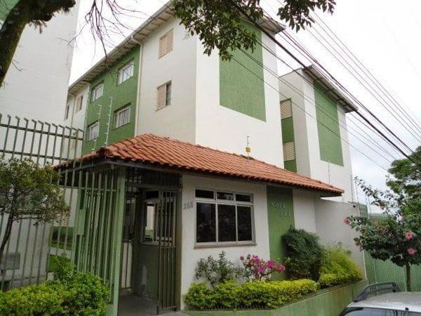 Foto do Apartamento-Apartamento a venda com 2 dormitórios, no Residencial Nova Era, próximo ao Shopping Quintino e Avenida Leste Oeste,  Vila Shimabokuro, Londrina.