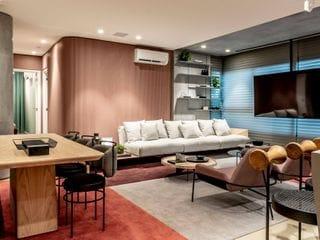 Foto do Apartamento-Apartamento à venda, Gleba Palhano - Edifício Arch Palhano - 3 Quartos sendo 1 suíte - Churrasqueira Integrada com Cozinha - 2 Vagas de Garagem - Em Construção