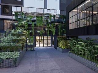 Foto do Apartamento-Apartamento à venda, Gleba Palhano - Edifício Insight Palhano - 2 Quartos sendo 1 suíte - Andar Alto - Sala 2 ambientes - 1 Garagem - Entrega em Jul 2023
