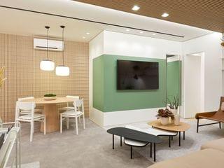 Foto do Apartamento-Apartamento à venda, Terra Bonita - Edifício MIND - 2 Quartos sendo 1 suíte - Sacada com churrasqueira - 1 Garagem - Entrega Outubro 2023