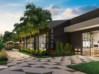 Foto do Apartamento-Apartamento à venda, Terra Bonita - Edifício MIND - 2 Quartos sendo 1 suíte - Sala com 2 ambientes-  1 Garagem - Entrega Outubro 2023