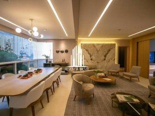 Foto do Apartamento-Apartamento para venda de 145m², 3 suítes - Vila Romana.