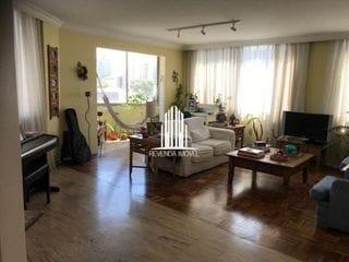Foto do Apartamento-Apartamento para venda de 201,026m², 4 dormitórios sendo 1 suíte - Vila Madalena.