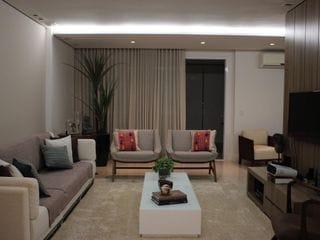 Foto do Apartamento-EDIFICIO AUGUST RODIN, APARTAMENTO Á VENDA ANDAR ALTO NO CENTRO DA GLEBA PALHANO - PROX. SHOPPING AURORA E CATUAI, VISTA P O LAGO IGAPÓ- LONDRINA ,PR.
