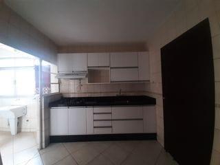 Foto do Apartamento-Apartamento à venda, Centro - Edifício Ligia Maria - 3 Quartos sendo 1 suíte - 1 Vaga de Garagem - Sala 2 ambientes - Cozinha planejada