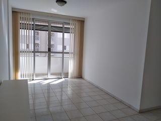 Foto do Apartamento-Apartamento para locação, semi - mobiliado,  2 dorms. sendo 1 suíte. Area de lazer com piscina, academia, salão gourmet. Ed. Studio V, Centro - Londrina, PR.