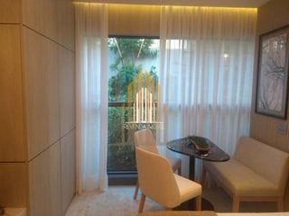 Foto do Apartamento-Apartamento de 1 dormitorio e 1 vaga em Moema