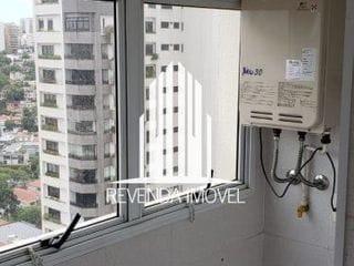 Foto do Apartamento-Apartamento Triplex para venda 160m², 2 suítes - Vila Madalena.
