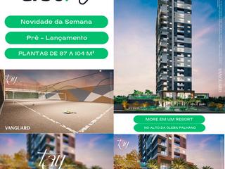 Foto do Lançamento-Apartamento à venda, Pré-lançamento Residencial Tay - Novo Conceito em Moradia, More em um Resort, Alto da Gleba Palhano, Londrina, PR