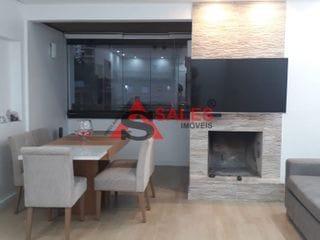 Foto do Apartamento-Apartamento à venda, com 3 dormitórios,  1 suite, 2 vagas de garagem Chácara Klabin, São Paulo, SP