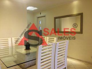 Foto do Apartamento-Lindo apartamento em andar alto à venda, Vila Mariana, São Paulo, SP Agende já sua visita!