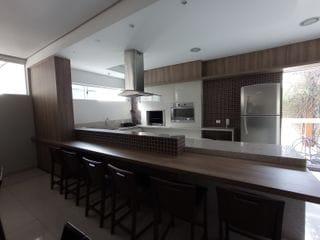 Foto do Apartamento-Apartamento à venda com 4 dormitórios sendo uma suíte com 2 vagas de garagem, frente. Av Madre Leonia Milito- jardim  Bela Suiça, Londrina, PR