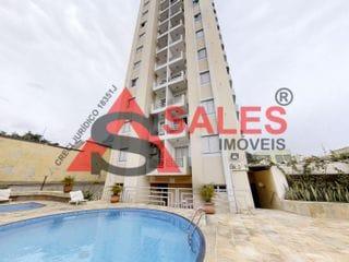 Foto do Apartamento-Apartamento à venda, 1 dormitório, 1 vaga na Bela Vista, São Paulo, SP