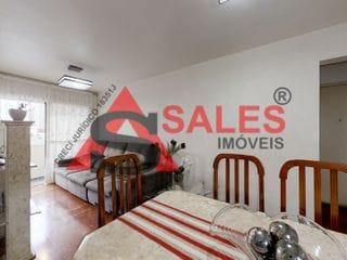 Foto do Apartamento-Apartamento à venda, com 2 dormitórios, 1 vaga de garagem Cambuci, São Paulo, SP Agende a sua visita! Venha conferir!