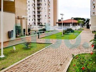 Foto do Apartamento-Apartamento à venda, Fit Terra Bonita andar alto 3 quartos 1 suíte semi-mobiliado, sacada com churrasqueira, Londrina, PR