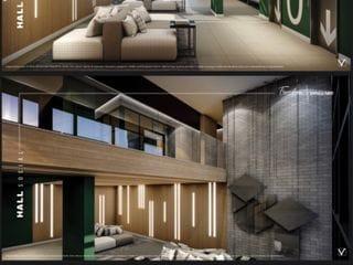 Foto do Apartamento-Apartamento à venda, Gleba Fazenda Palhano Freedom, andar alto sol da manhã 1 vaga de garagem