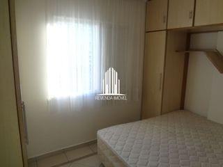 Foto do Apartamento-Apartamento para locação com 1 dormitório e 1 vaga para locação na Barra Funda