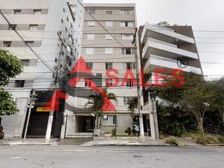 Foto do Apartamento-Apartamento à venda, Itaim Bibi, com 89 m², 2 dormitórios, localizado no coração do bairro.