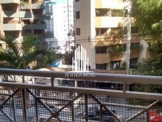 Foto do Apartamento-APARTAMENTO 1 DORMITÓRIO 1 SUITE 2 BANHEIROS E 2 VAGAS NO MORUMBI.