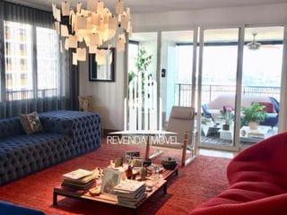 Foto do Apartamento-Apartamento de 310m² - 3 Suites no Paraiso-Ibirapuera