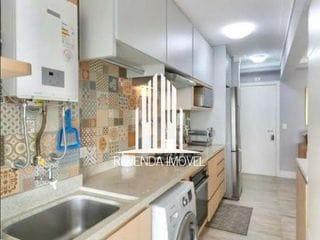 Foto do Apartamento-APARTAMENTO NO CAMPO BELO COM 02 DORMITÓRIOS, 01 SUÍTE E 01 VAGA DE GARAGEM.