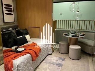 Foto do Apartamento-Apartamento de 3 dormitórios e 1 vaga na Vila Clementino Haus Mitre Ibirapuera