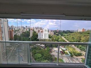 Foto do Apartamento-Apartamento de 1 dormitório e 1 vaga na Vila Andrade