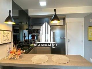 Foto do Apartamento-Apartamento de 1 dormitório no  Brooklin